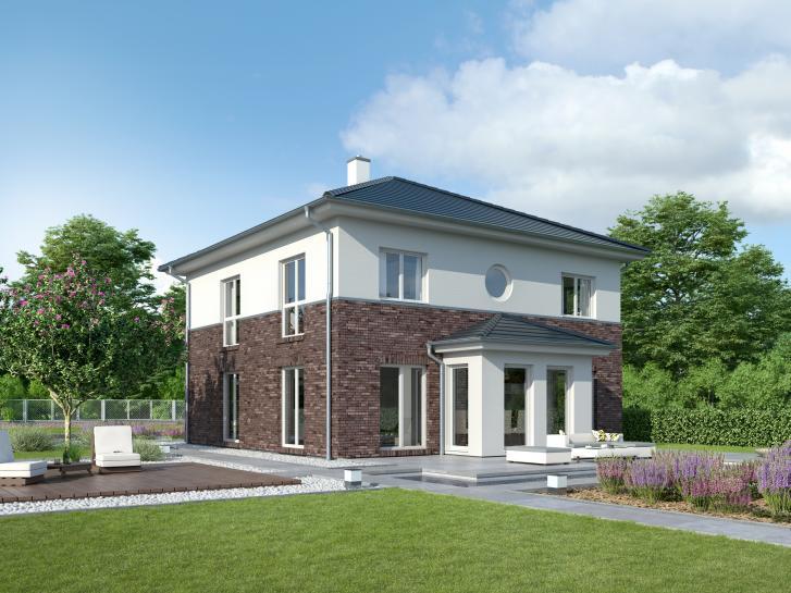 Stadtvilla klinker for Architektenhauser galerie
