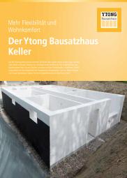 Download Ytong Keller-Bausatz Broschüre